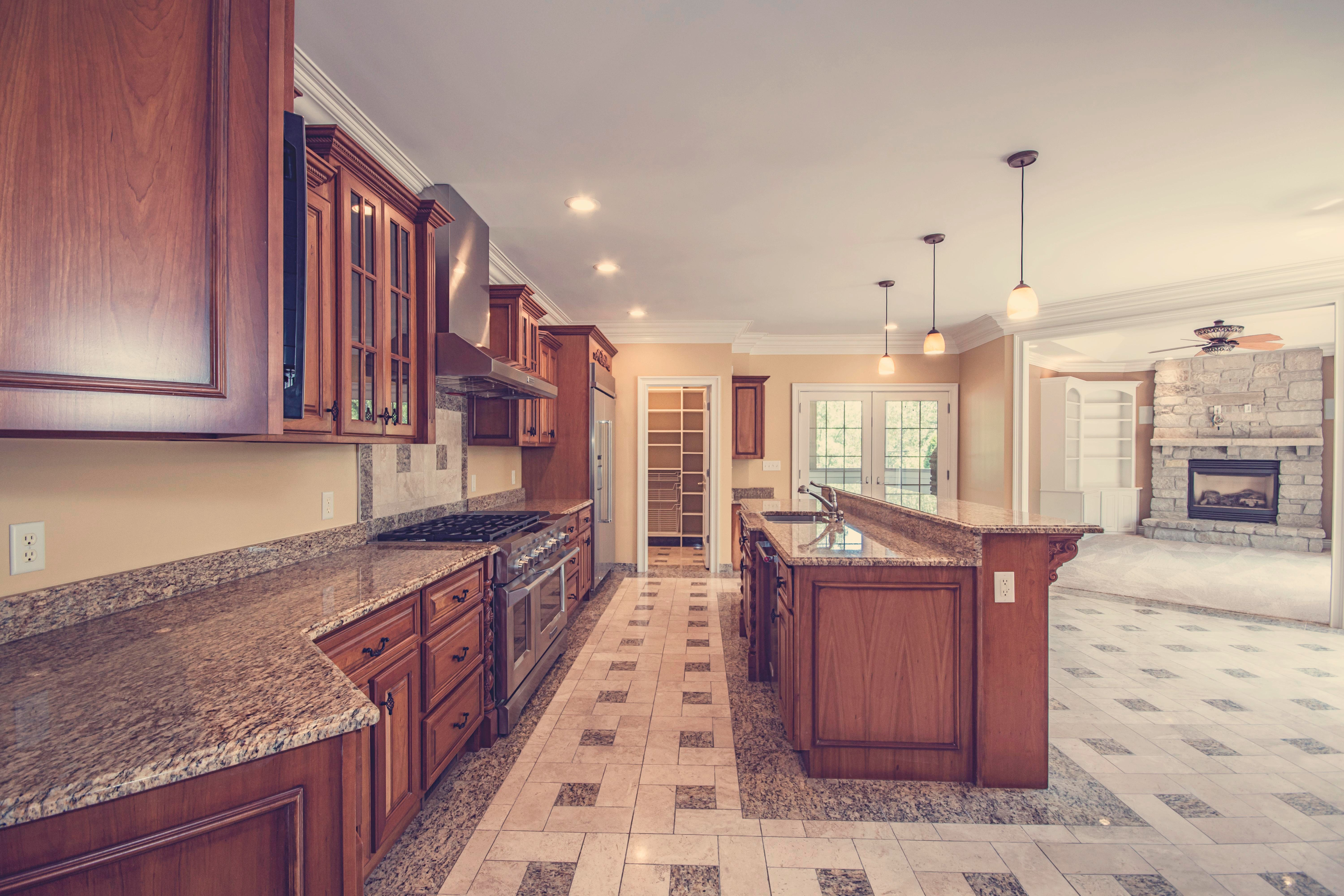Kitchen Cabinets In St Louis Luhcs Enterprises Llc